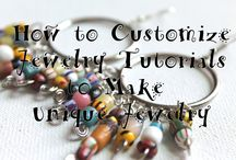 Bling Tools and Tips /  Tips and instructions on using the Tools of the art of jewelry-making