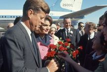 John and Jacki kennedy / by Laurie Sweet