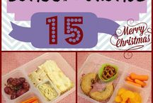 Adalynn Lunches / by Abigail Brown