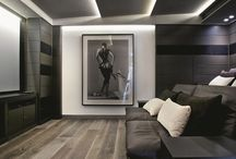 Home lighting - home cinema / Home lighting - home cinema