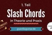guerillaguitar.de / gitarre lernen, learning guitar, lernen, education, tutorials, gitarre, musiker, musician, how to's, lessons