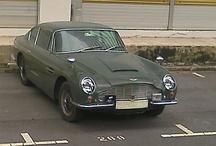 old aston martin / by Aston Martin Lover