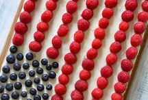 Patriotic Parties / Celebrate America in style with these patriotic entertaining ideas for the 4th of July, Memorial Day and Labor Day Holidays.