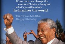 Amazing man Madiba / by AC West