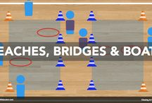 Chasing & Fleeing Games for Physical Education