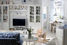 Interiors / by Agnieszka .