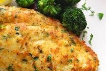 Parmesan Garlic chicken