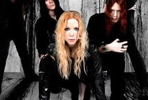 Arch Enemy, Greatest band of the World! / Angela Gossow, it's voice, good looking, woman what I want.