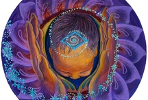 mandalas and adfirmations for birth