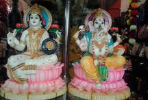 Ganesh Laxmi / Ganesh Laxmi is extremely posh and rich to look at, along with being super auspicious.