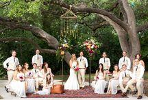 FRESH wedding party