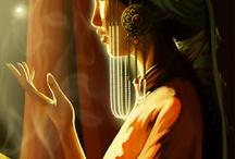 Ιέρειες  ... Priestesses ... / The Divine and Sacred ..  Woman  Soul ...