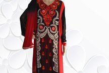 Long Length Dress or Suits / Latest Designer wear