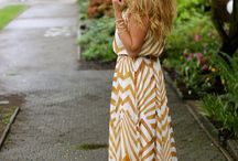 I love a Pretty Dress