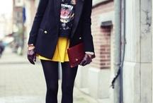 F/W street style