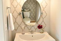 Bathrooms / by Sarah Maleas