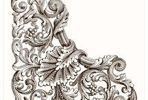 орнамент и узоры