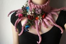 Yarny crafts / Yarny things I want and yarny things I want to make