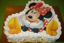 Torty urodzinowe dla dzieci / Galeria tortów dla dzieci można zobaczyć również na stronie http://cukiernie-torty-ciasta.pl/galeria-tortow/torty-dla-dzieci/