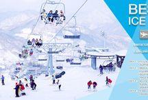 *BEST SKI ICE FISHING* แพคเกจท่องเที่ยวเกาหลี 5 วัน 3 คืน ราคาเริ่มต้นเพียง 16,900.- บาท