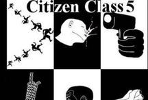 Citizen Class 5 (Paperback)