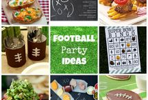 Football/Super Bowl Party / by Giggles Galore