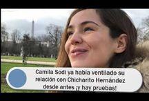 Camila Sodi ya había ventilado su relación con Chicharito Hernández desde antes ¡y hay pruebas!