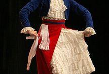 Dança Folclórica - Chile