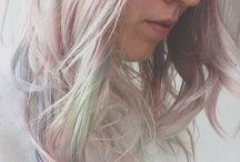 Hair colour / Hair colour