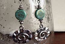 Echos Art Jewelry / My handcrafted jewelry  / by Lisa Glaser-Ziegler
