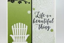 DIY Cards - Colourful Seasons