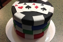 Game cakes