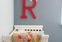 All for my Boys: Nursery / by Erin Pritchard-Chamberlin