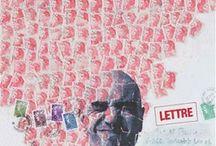 Mail Art d'ailleurs / L'art postal, un envoi plein d'adresse by talents