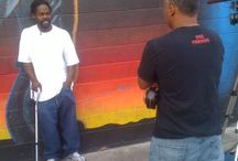 Interviewing Lil OG from 67 Neighborhood Crip, Nov 2013 / Lil OG was shot twice in the head and talks about this near fatal incident that left him in a coma.