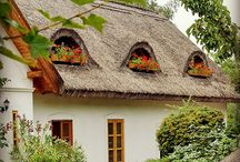 Házikók, lakberendezés