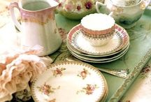 Porzellan - porcelain