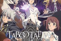 Anime - Taboo Tattoo