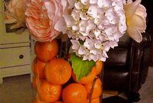 Flower Arangements  / by Lorena Herrera