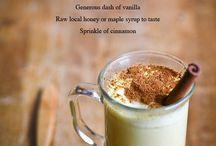Golden Milk Tumeric