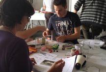 Workshop Visual Storytelling September 2013 / Unser Pilotworkshop im September 2013
