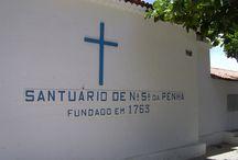 Santuário de Nossa Senhora da Penha, João Pessoas - PB.