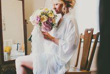 wedding hair ideas / by Amanda Grace