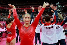 gymnasticsss <3<3  / by Cassandra Mcnutt