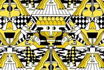 RSC: illustrated patterns / by Elif Songür Dağ