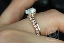 Rose Gold Bands For Women