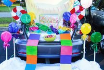 Trunk or treat/ Rec center booth