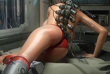 Cyborgism / The future of cyborg augmentations visualised.