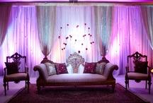Cultural Wedding Stage Design