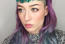 Hair - Multicoloured